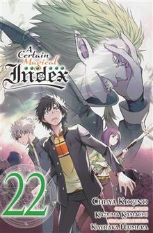CERTAIN MAGICAL INDEX GN VOL 22