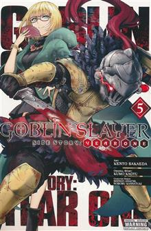 GOBLIN SLAYER SIDE STORY YEAR ONE GN VOL 05 (MR)