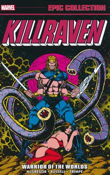 KILLRAVEN EPIC COLLECTION WARRIOR WORLDS TP