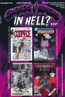 SWORDS OF CEREBUS IN HELL TP VOL 05