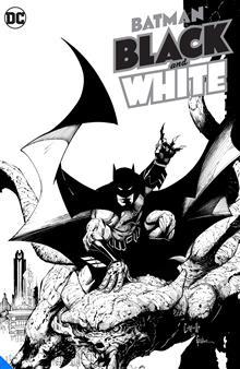 BATMAN BLACK & WHITE HC