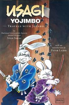 USAGI YOJIMBO TP VOL 18 TRAVELS WITH JOTARO
