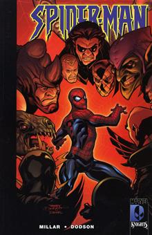 MARVEL KNIGHTS SPIDER-MAN VOL 3 THE LAST STAND TP