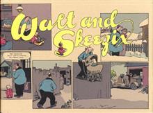 WALT & SKEEZIX HC VOL 01 1921-1922