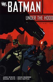 BATMAN UNDER THE HOOD VOL 2 TP