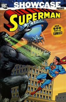 SHOWCASE PRESENTS SUPERMAN VOL 2 TP