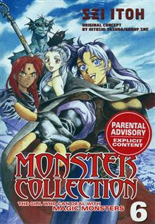 MONSTER COLLECTION VOL 6 (MR)