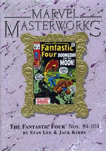 MMW FANTASTIC FOUR VOL 10 HC VAR ED 62