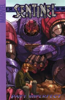 SENTINEL VOL 3 PAST IMPERFECT DIGEST TP