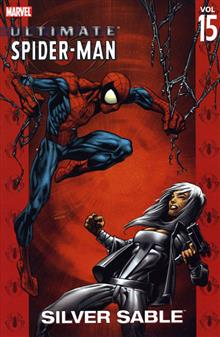 ULTIMATE SPIDER-MAN TP VOL 15 SILVER SABLE