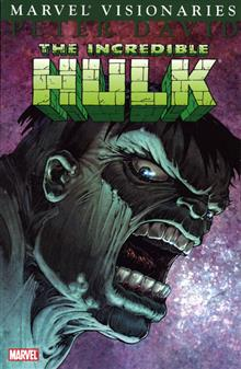 HULK VISIONARIES PETER DAVID VOL 3 TP