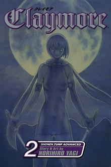 CLAYMORE GN VOL 02