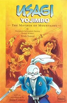 USAGI YOJIMBO VOL 21 MOTHER OF MOUNTAINS TP