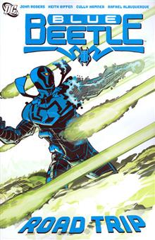 BLUE BEETLE VOL 2 ROAD TRIP TP