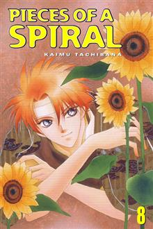 PIECES OF A SPIRAL VOL 8 TP
