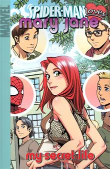SPIDER-MAN LOVES MARY JANE VOL 3 MY SECRET LIFE DIGEST TP