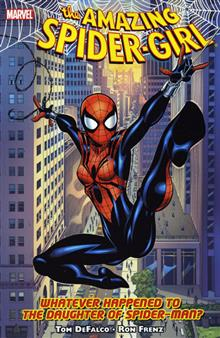 AMAZING SPIDER-GIRL VOL 1 TP