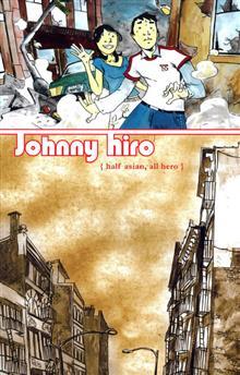 JOHNNY HIRO #1