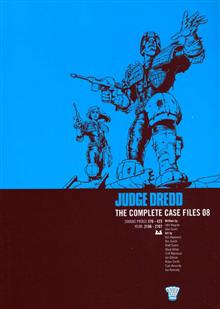 JUDGE DREDD COMPLETE CASE FILES VOL 8 TP (C: 0-1-2