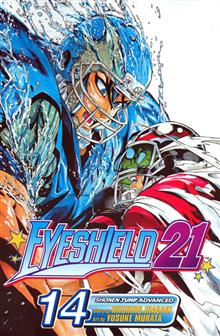 EYESHIELD 21 GN VOL 14