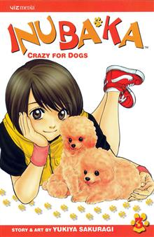 INUBAKA CRAZY FOR DOGS VOL 3 TP