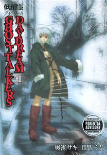 GHOST TALKERS DAYDREAM TP VOL 01