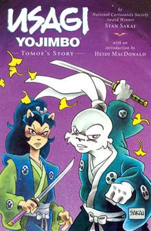 USAGI YOJIMBO TP VOL 22 TOMOES STORY