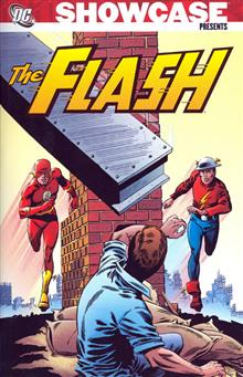 SHOWCASE PRESENTS THE FLASH TP VOL 02