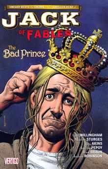 JACK OF FABLES VOL 3 THE BAD PRINCE TP (MR)
