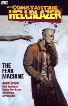 HELLBLAZER FEAR MACHINE TP (MR)