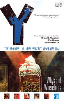 Y THE LAST MAN VOL 10 WHYS AND WHEREFORES TP (MR)