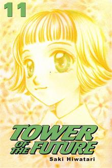 TOWER OF THE FUTURE VOL 11 (C: 1-0-0)
