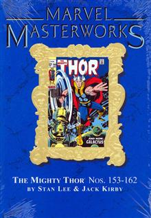 MMW MIGHTY THOR HC VOL 07 VAR ED VOL 96