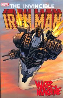 IRON MAN WAR MACHINE TP