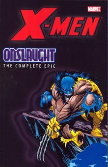 X-MEN VOL 2 COMPLETE ONSLAUGHT EPIC TP