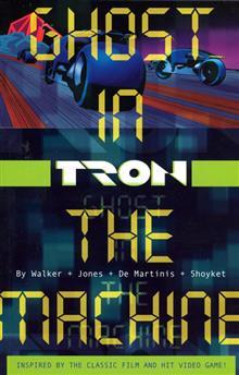 TRON VOL 1 GHOST IN THE MACHINE TP