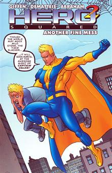 HERO SQUARED TP VOL 02 ANOTHER FINE MESS