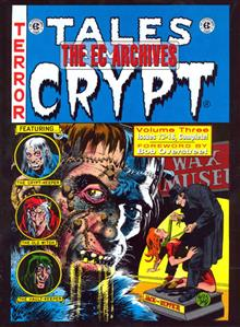 EC ARCHIVES TALES FROM THE CRYPT VOL 3 HC