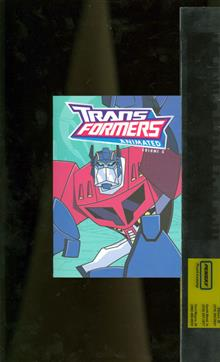 TRANSFORMERS ANIMATED TP VOL 03