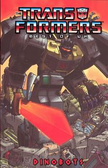 TRANSFORMERS BEST O/T UK DINOBOTS TP