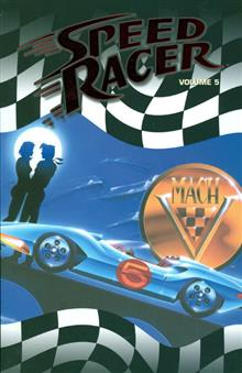 SPEED RACER TP VOL 05
