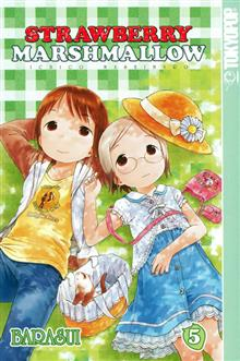 STRAWBERRY MARSHMALLOW GN VOL 05 (OF 5)
