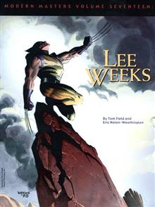MODERN MASTERS VOL. 17 LEE WEEKS SC