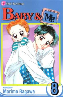 BABY & ME GN VOL 08