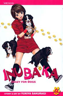 INUBAKA CRAZY FOR DOGS TP VOL 09