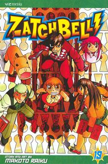 ZATCH BELL GN VOL 19