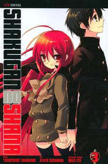 SHAKUGAN NO SHANA TP VOL 03 (C: 1-0-0)
