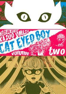 CAT EYED BOY GN VOL 02