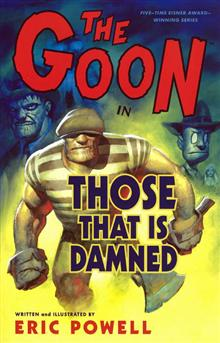 GOON TP VOL 08 THOSE THAT IS DAMNED TP