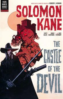 SOLOMON KANE VOL 1 CASTLE OF DEVIL TP